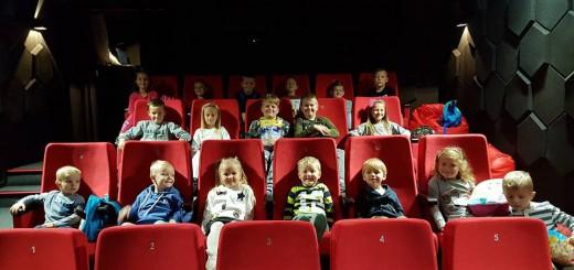 Kino z klasą - seans Rotary - Chmielowice